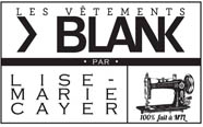 Les Vetements Blank