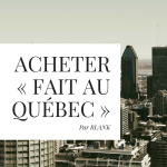 12 boutiques à Montréal où acheter des vêtements Faits au Québec