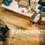 Les événements incontournables de la mode en novembre